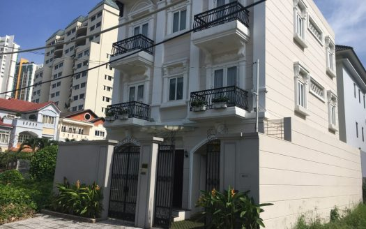 house for rent near ISHCMC Thao Dien, Ho Chi Minh City