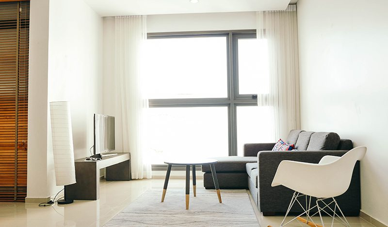 Pearl Plaza apartment for rent hcmc