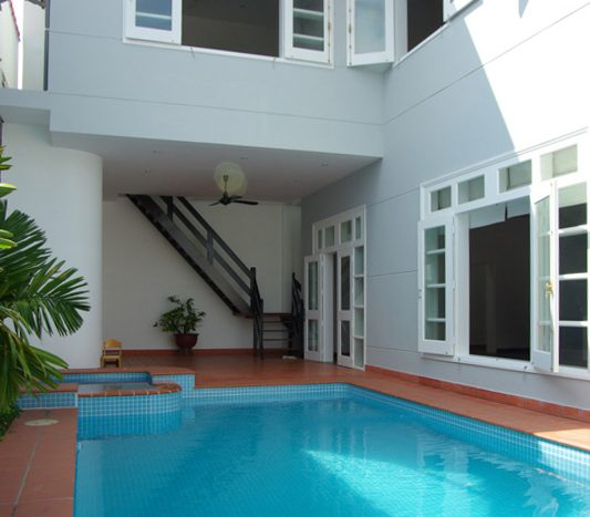 House for lease in District 2 saigon