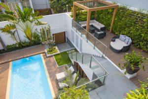 Luxury house for rent in Phu My Hung District 7