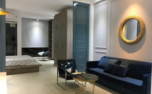 Studio apartment for rent in HCMC