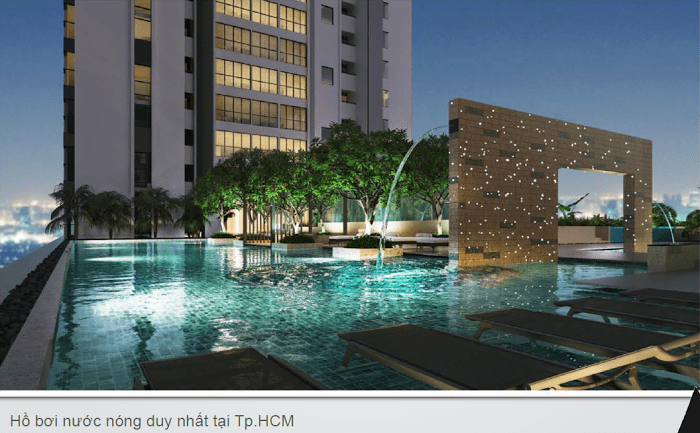 Furnished 2 bedroom apartment for rent at The Ascent