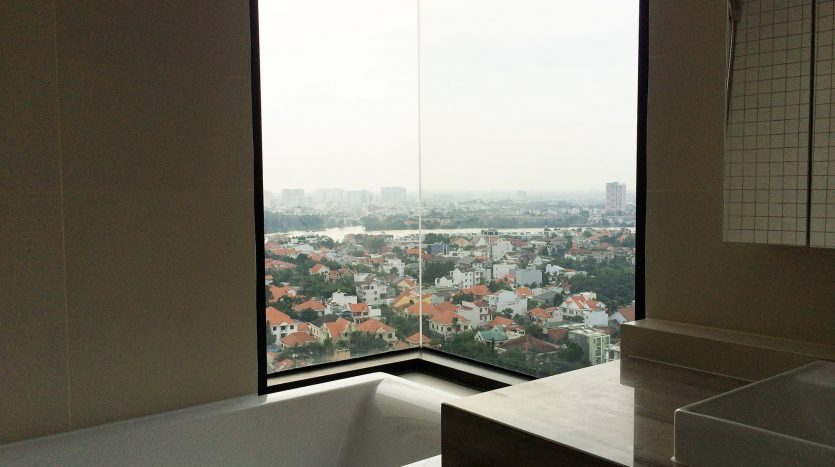 2 bedroom apartment for rent at the Ascent Ho Chi Minh City