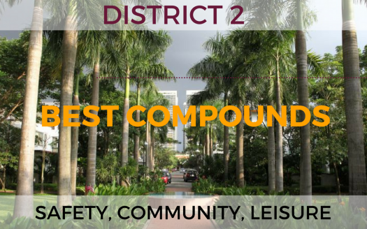 Best compounds in district 2 to live - Ho Chi Minh City