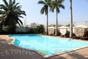 Spring Compound Swimming pool