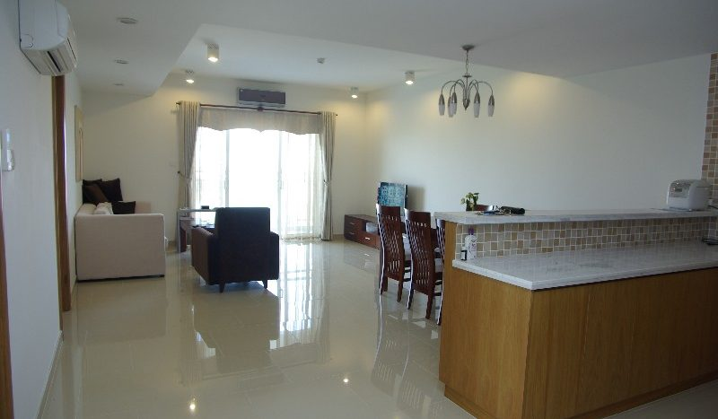 River Garden Apartment for rent Thao Dien