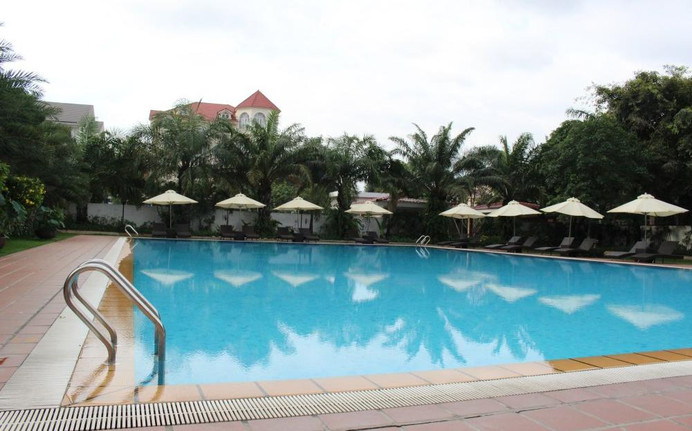 River Garden Apartment for rent in Ho Chi Minh City District 2
