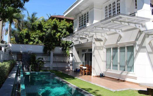 villa for lease in saigon district thao dien
