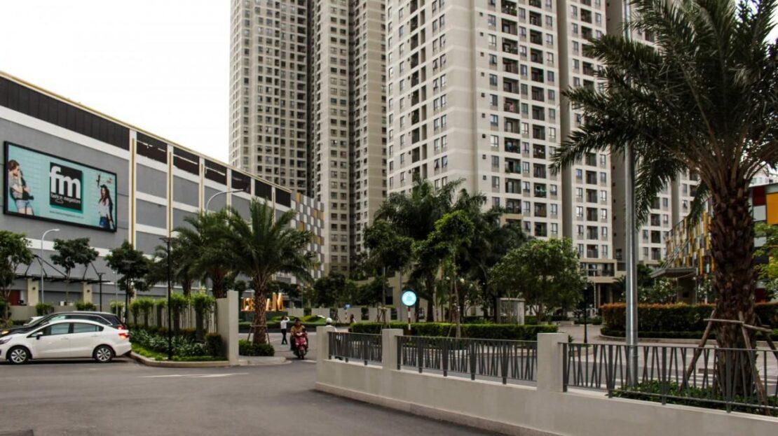 Masteri Thao Dien - Apartments for rent