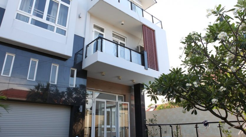 Modern house for rent Ho Chi Minh City