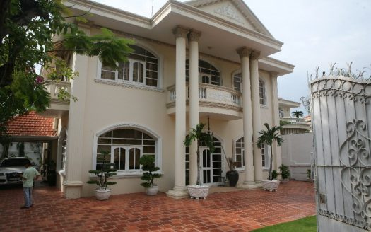 Villa for rent in Thao Dien, Ho Chi Minh City district 2