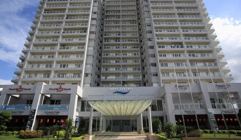 River Garden apartment for rent in district 2