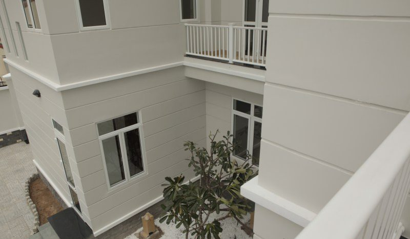 Modern western style villa in An Phu Ho Chi Minh City district 2 for rent