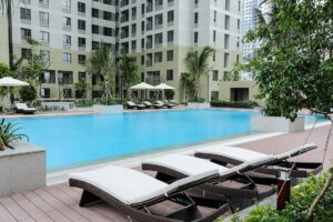 Masteri Thao Dien for rent - 3 bedroom 90m2