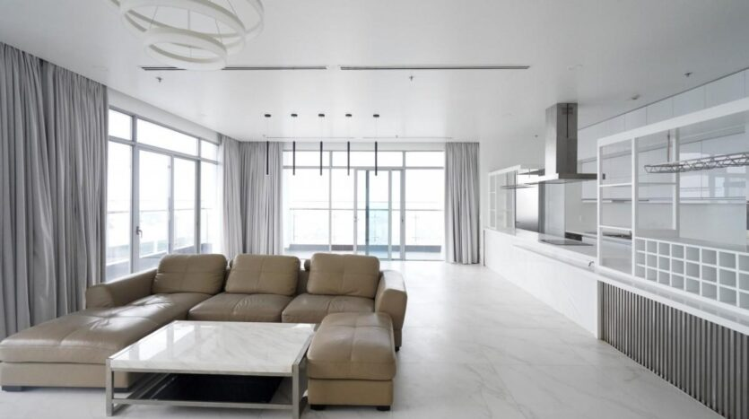 Vinhomes penthouse