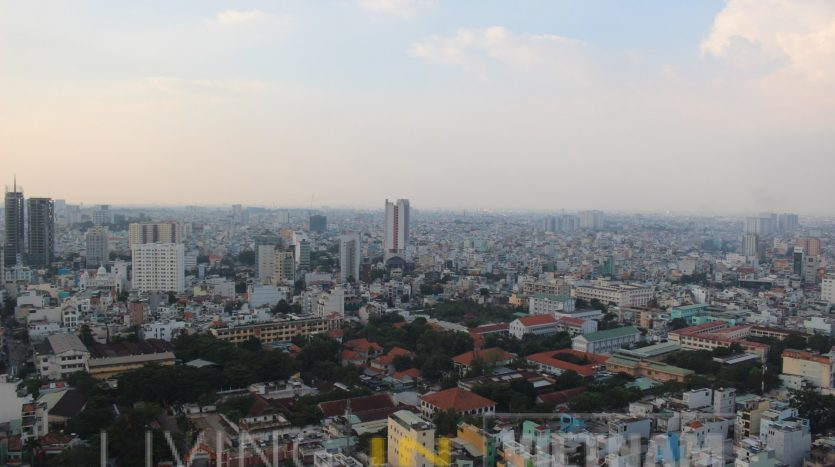 Luxury Duplex Penthouse Apartment For Rent in Ho Chi Minh City