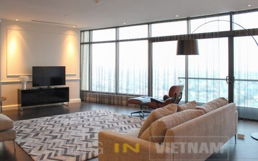 City Garden penthouse apartment For Rent in Ho Chi Minh City