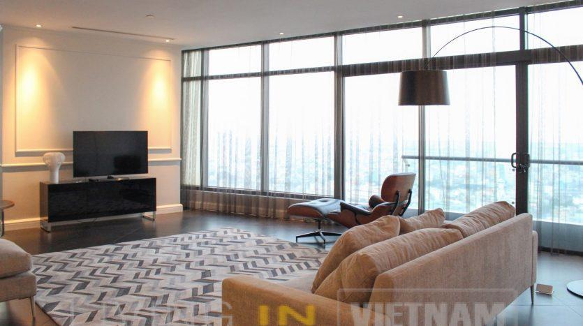 Appartement de luxe à louer à Saigon