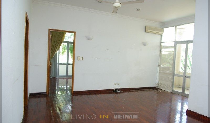 House in compound for rent in Ho Chi Minh City