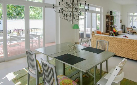 Villa for rent in Saigon