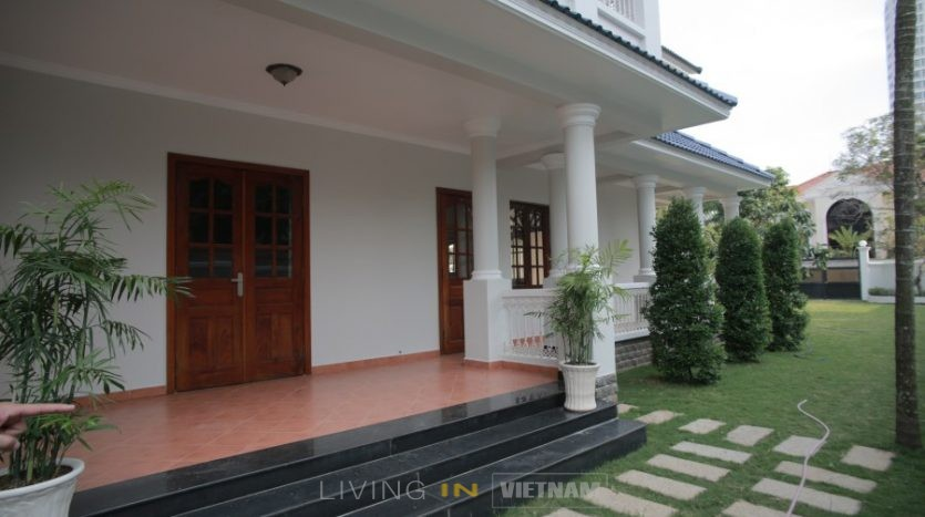Compound Villa For rent Saigon district 2 Thao Dien