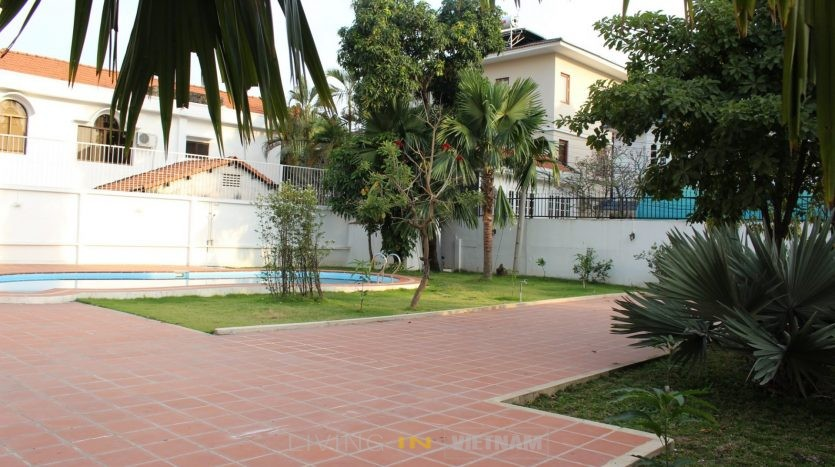 House for rent in HCMC