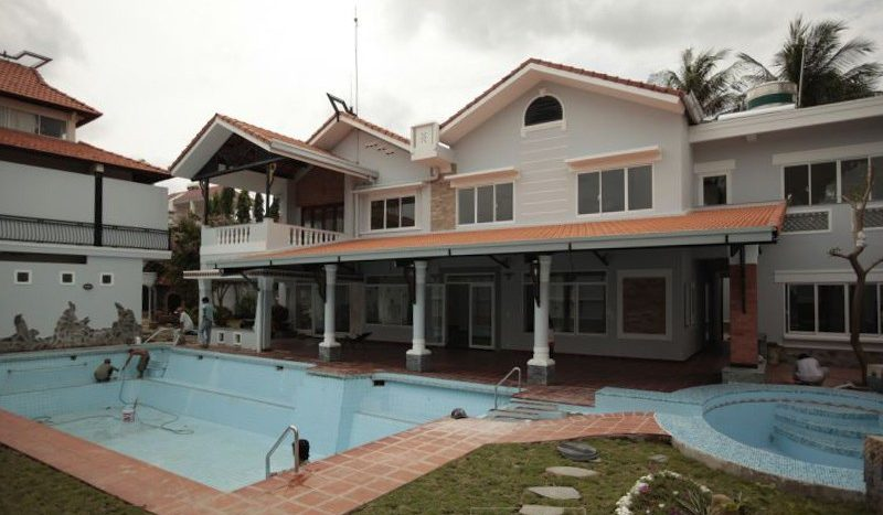 Large villa for rent in Ho Chi Minh