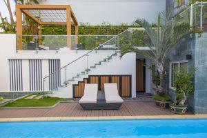 Luxury house for rent with private pool in Phu My Hung District 7
