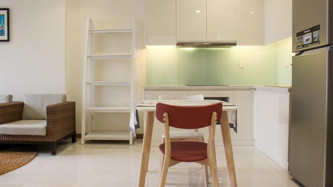 Vinhomes 1 bedroom apartment for rent