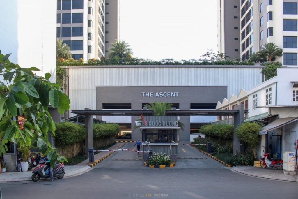Ascent Thao Dien apartment in district 2