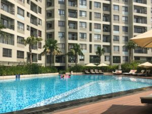 Masteri Thao Dien apartment for rent