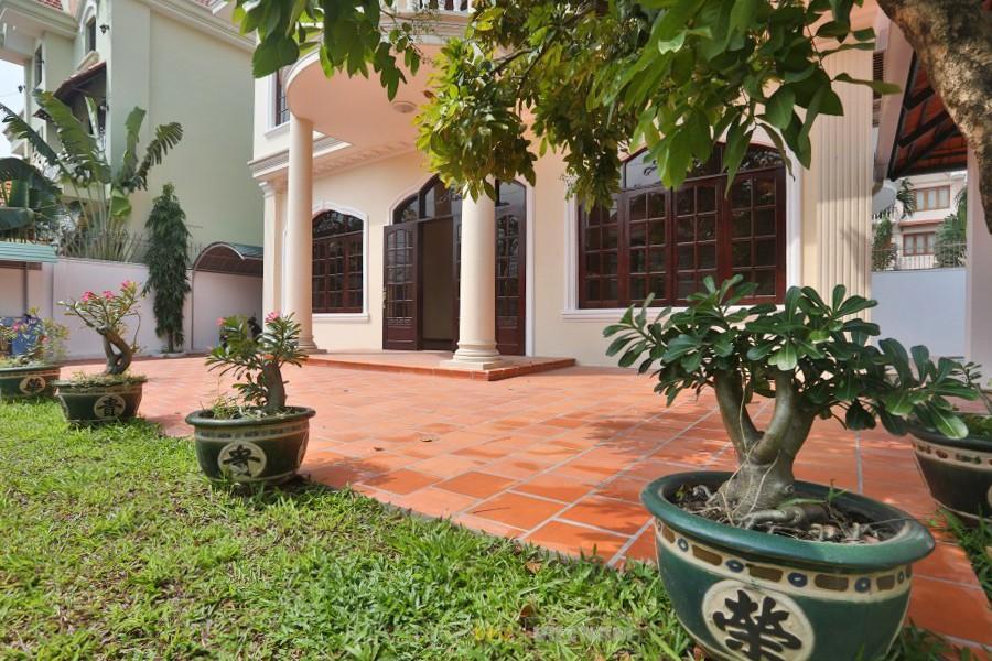 Phu My Hung Villa For Sale