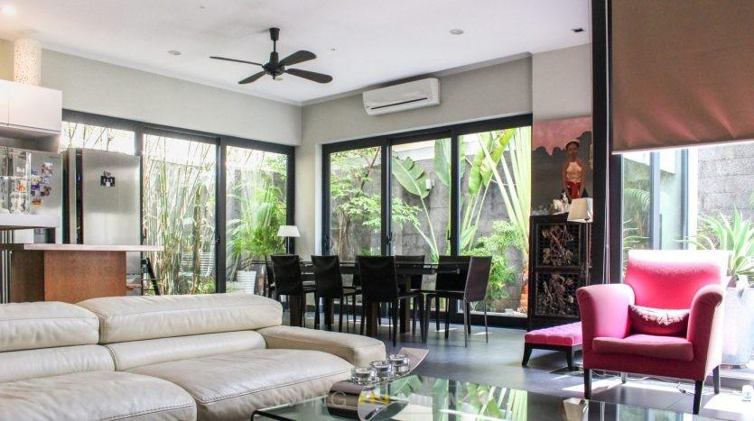 House for rent in Thao Dien Saigon