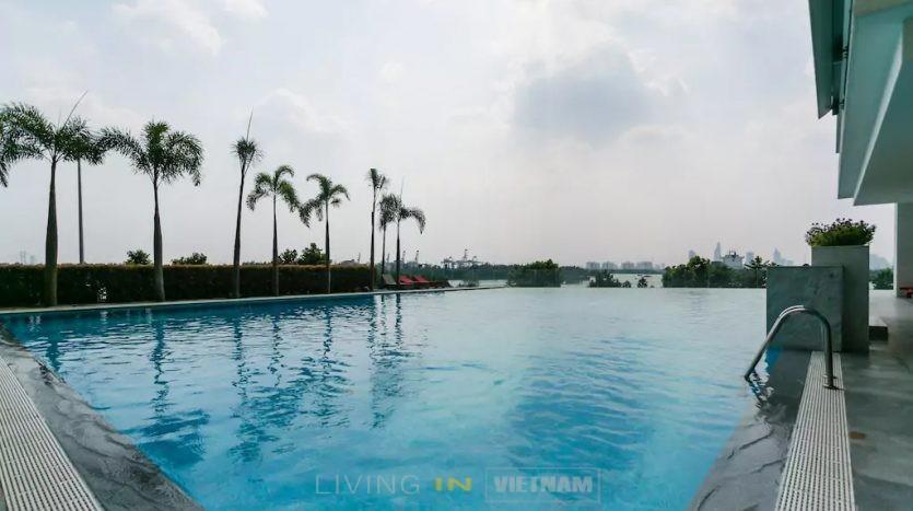 Diamond Island apartments for rent Ho Chi Minh City