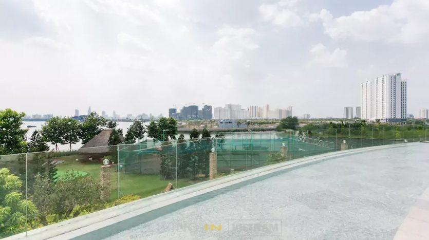 Diamond Island for rent Saigon