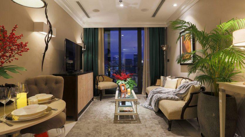 Vinhomes Golden River 1BR apartment for rent