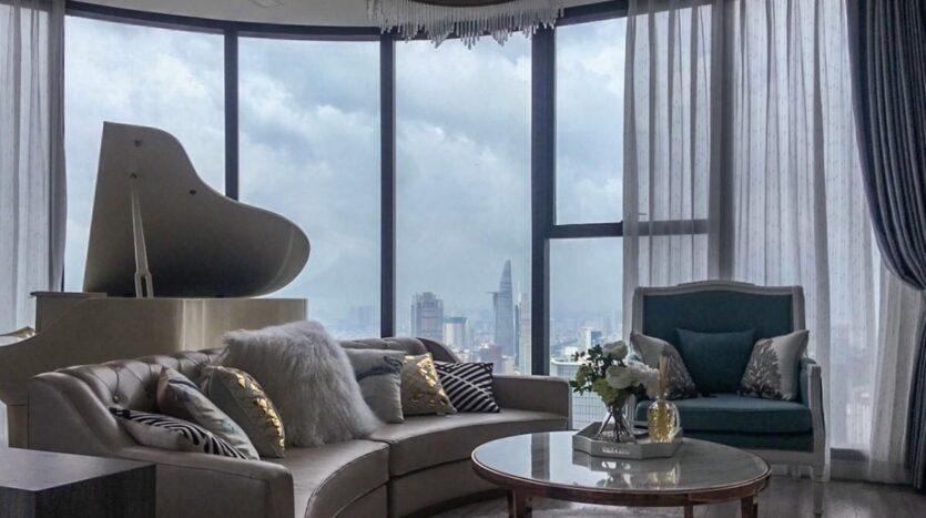 Vinhomes Golden River apartment rent