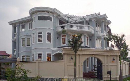 ID: 1203 | Villa for rent in Thao Dien, District 2, HCMC 3