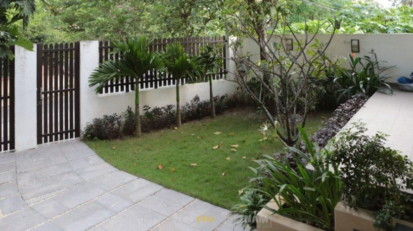 House for lease in HCMC