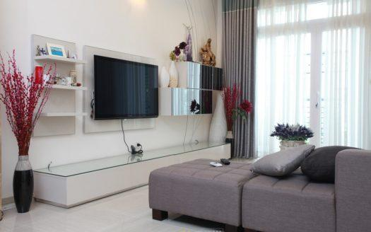 ID: 1318 | Townhouse close to the HCMC International Airport for rent 1