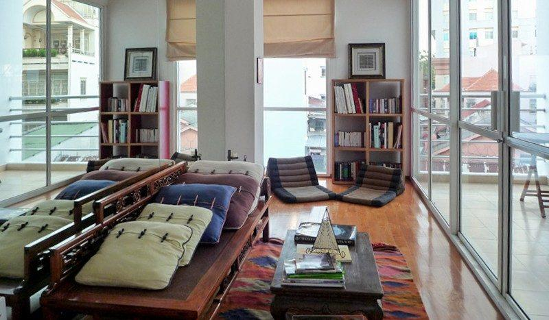 House for rent in saigon district 1