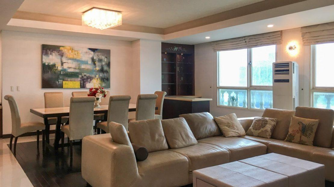 Manor penthouse for sale HCMC