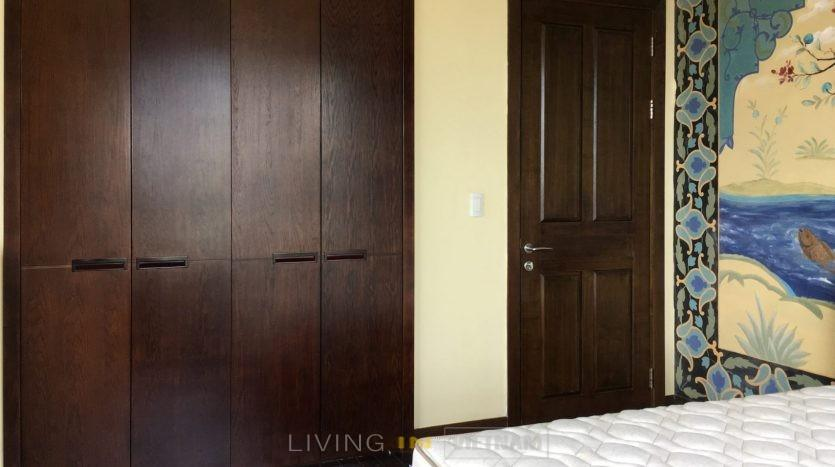 Manor penthouse for rent HCMC