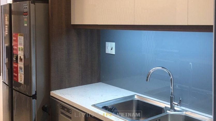 Apartment for rent at Masteri Thao Dien