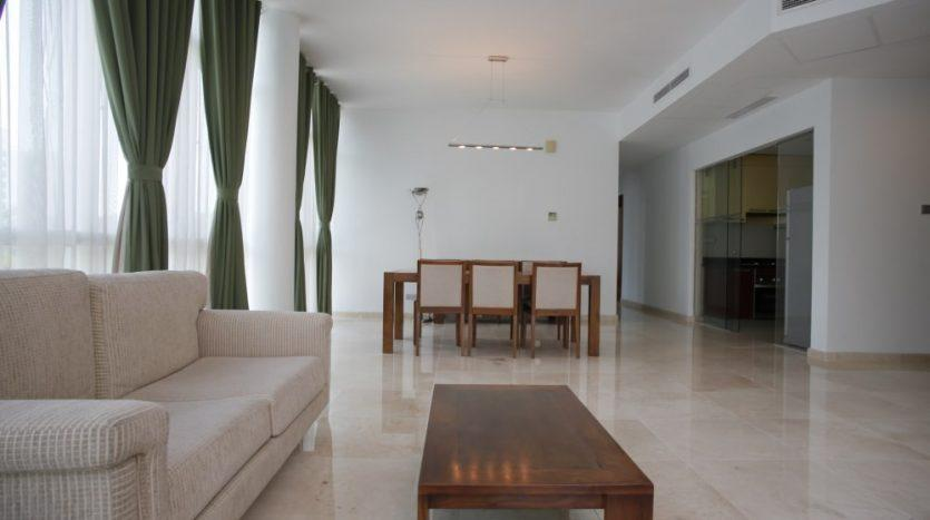 Apartment for rent in district 1 hcmc