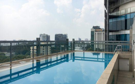 Avalon apartment for rent in HCMC district 1