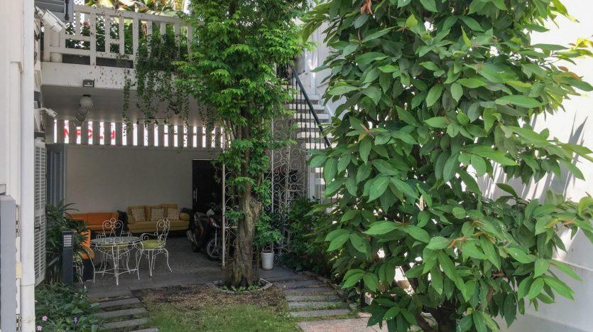 French colonial villa Saigon