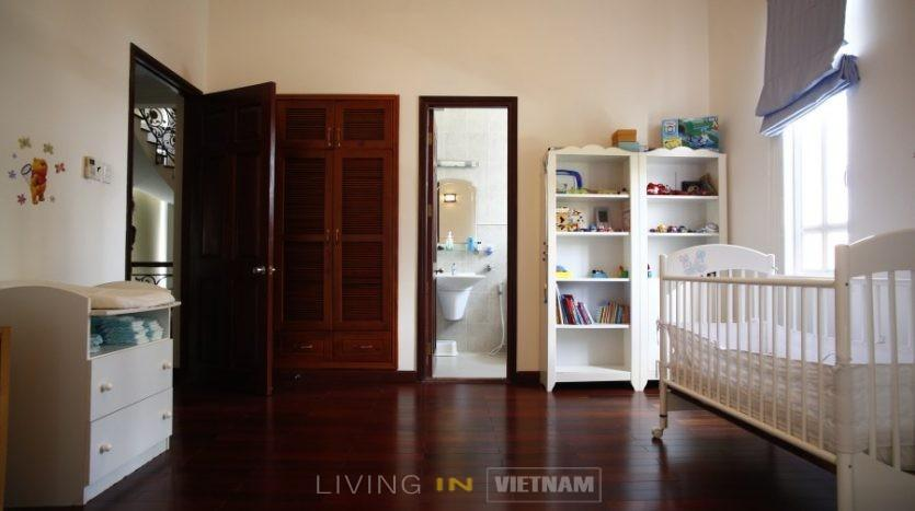 House for lease in Thao Dien