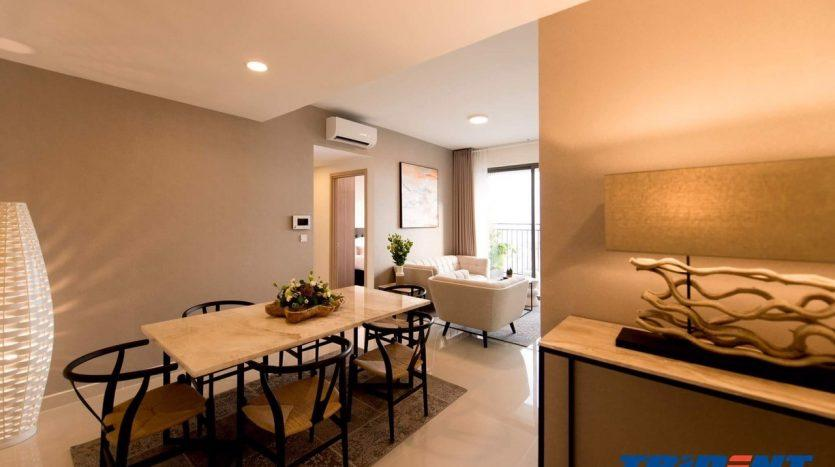Rivergate apartment for rent HCMC