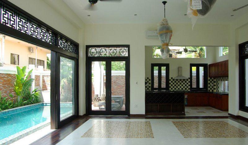 Villa in Thao Dien